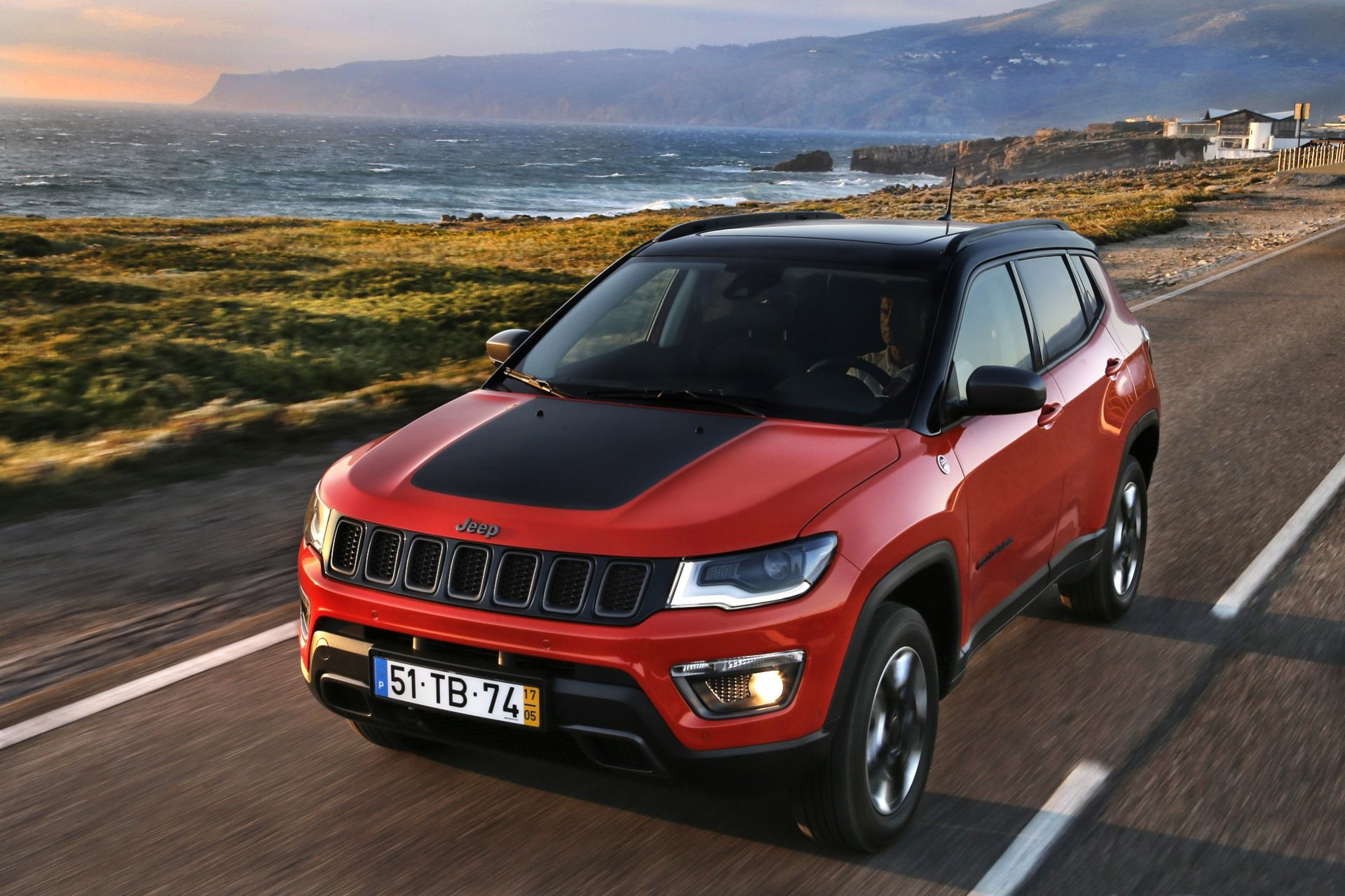 Jeep Compass Trailhawk Launched At Rs 26.8 Lakh