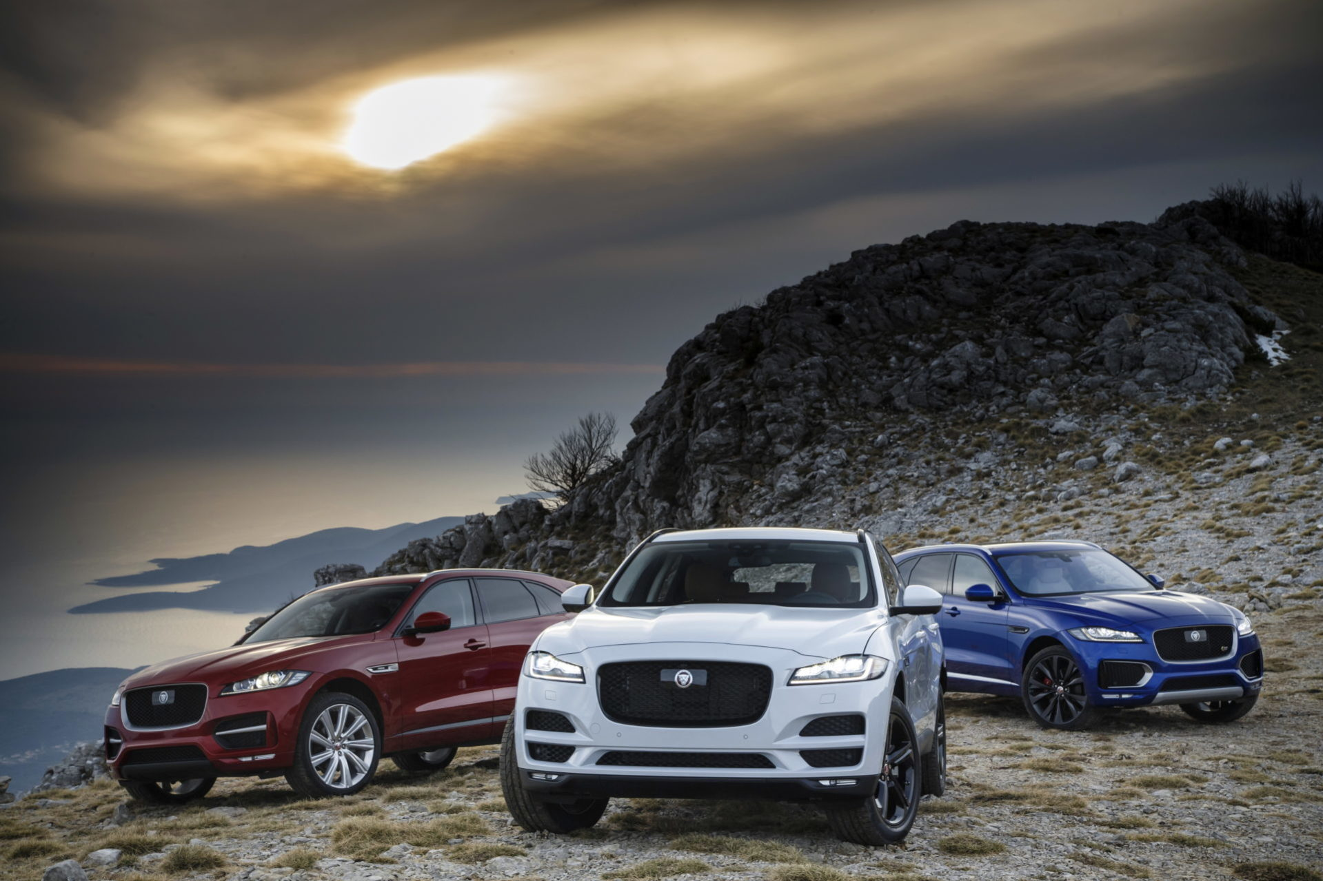 Jaguar Land Rover Reveals Updates For 2019 F-Pace And ...