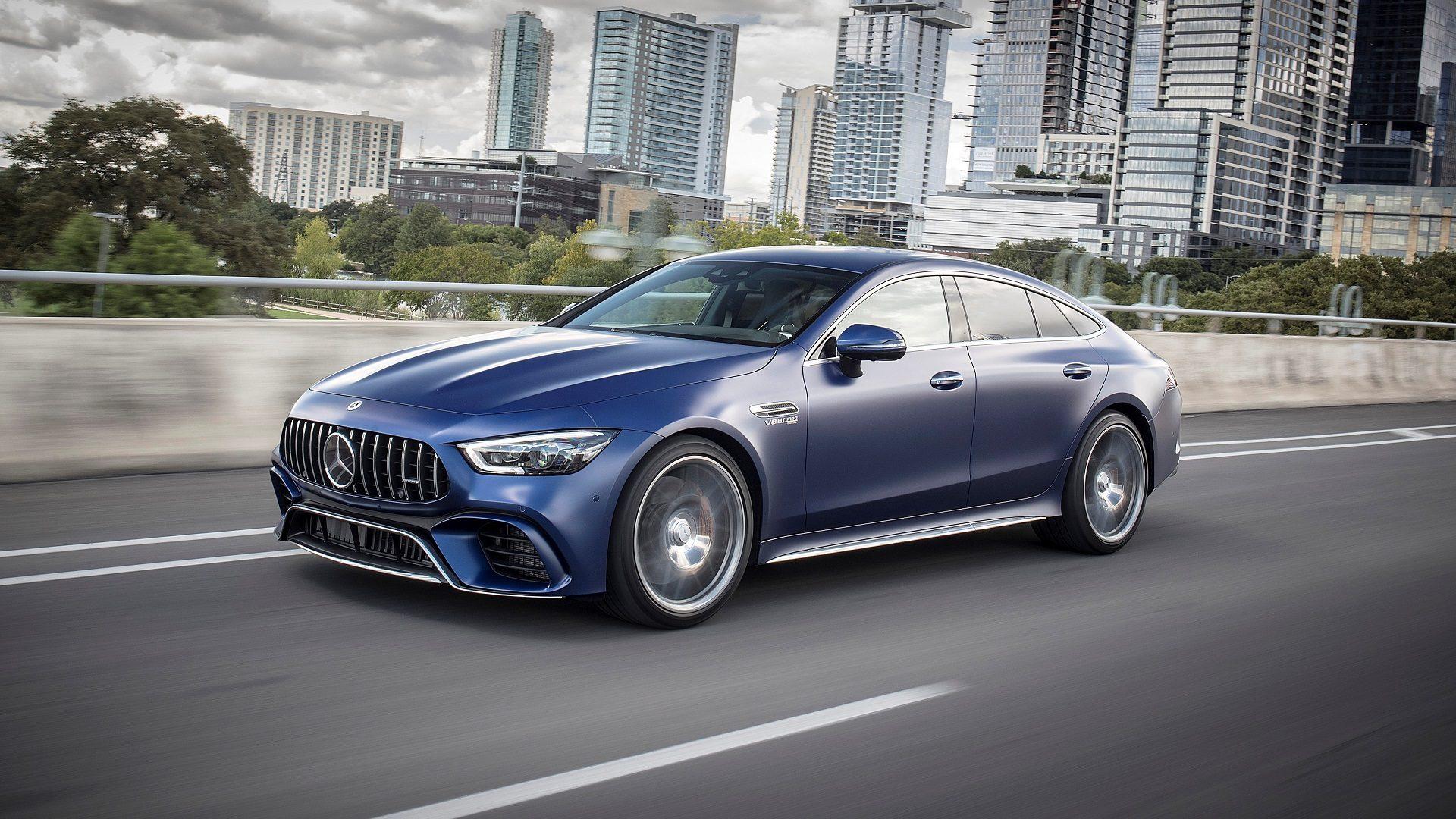 Auto Expo 2020: Mercedes-AMG GT 63 S 4MATIC+ 4-Door Coupé Launched | CarSaar